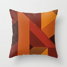 Design is a Mix Throw Pillow