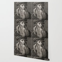 Leonardo da Vinci Wallpaper