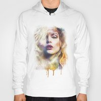 blondie Hoodies featuring Blondie by turksworks