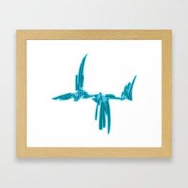 Orongo Framed Art Print