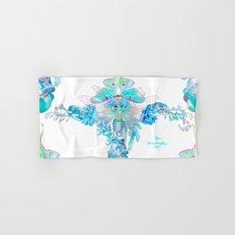 Aqua Chalcedony Hand & Bath Towel