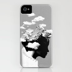 It's a cloudy day iPhone (4, 4s) Slim Case