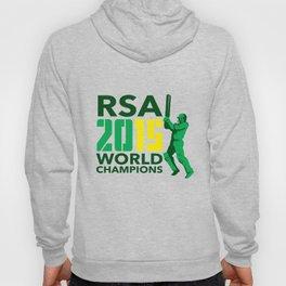 South Africa SA Cricket 2015 World Champions Hoody