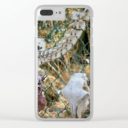 Trophy Clear iPhone Case