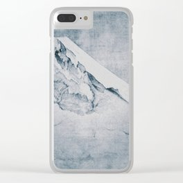 Higher Highs Clear iPhone Case