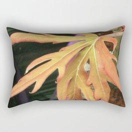 Leaf Study 2 Rectangular Pillow