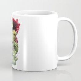 Autopsy Turvy Coffee Mug