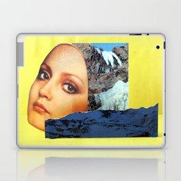 A Bird in Parallax Laptop & iPad Skin