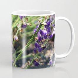 Lavender Bumble Bee Coffee Mug
