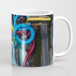 Wild Waves Water Slide Coffee Mug