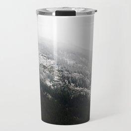 Swiss Alps - v1 Travel Mug