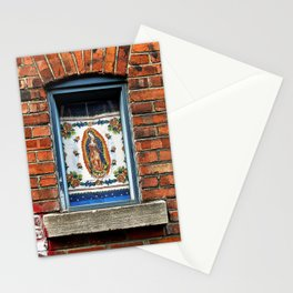 Our Lady of the Window Stationery Cards