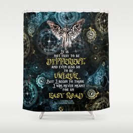 Infernal Devices - Easy Road Shower Curtain