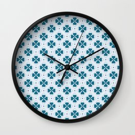 Royal Clover - Sky Wall Clock