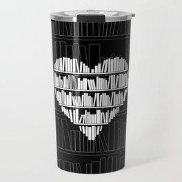 Book Lover Travel Mug