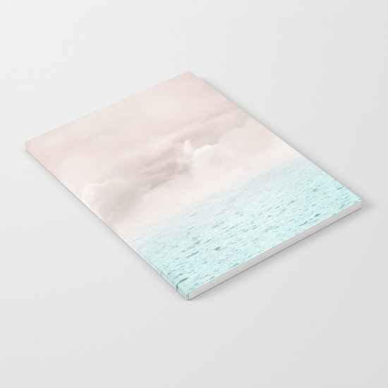 Pastel vibes 40 - Serenity Notebook