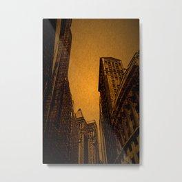 Broad Street DPPA160409b-14 Metal Print