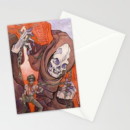 The Razor's Edge Stationery Cards