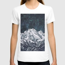 Constellations over the Mountain T-shirt
