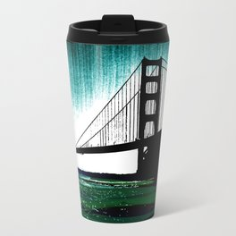 Blacken Gate-San Francisco Travel Mug