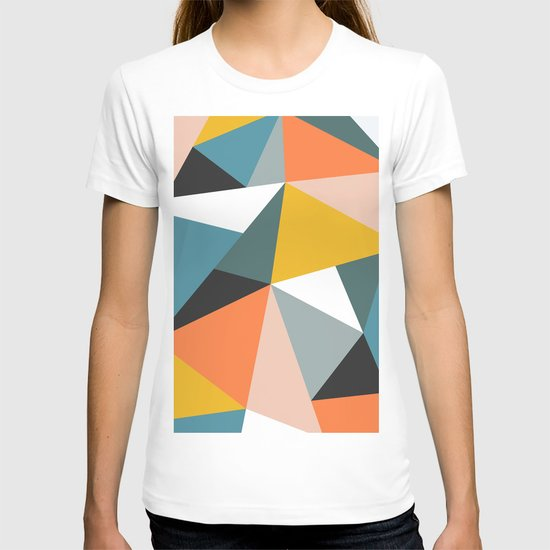 Modern Geometric 36 by theoldartstudio