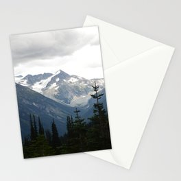 Whistler views Stationery Cards