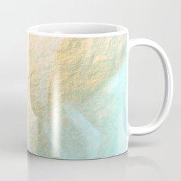 Marble melt - gold Coffee Mug