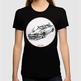 Crazy Car Art 0008 T-shirt