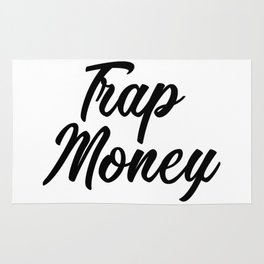 Trap Money Rug