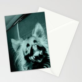 Gremlin Smile Stationery Cards