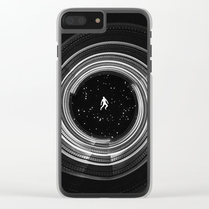 Zerez Clear iPhone Case