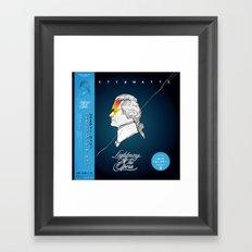 Lightning At The Opera - Variant Framed Art Print