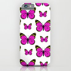 More Butterflys iPhone 6s Slim Case