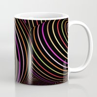 funky Mugs featuring Funky Balls by MehrFarbeimLeben