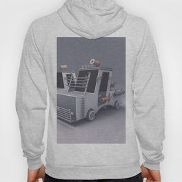 The Defender Car Hoody
