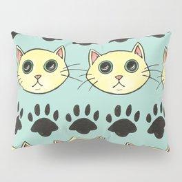 Kooky Cats Pillow Sham