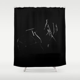 Little Things 1 Shower Curtain