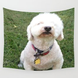Sniffer Wall Tapestry