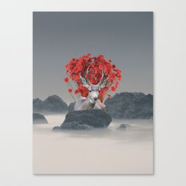 Vigour of Life Canvas Print