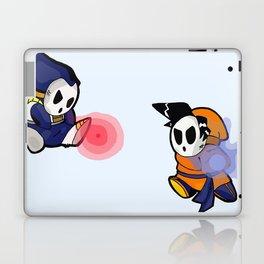 dbz shy guy style Laptop & iPad Skin