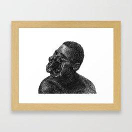 face off VI Framed Art Print