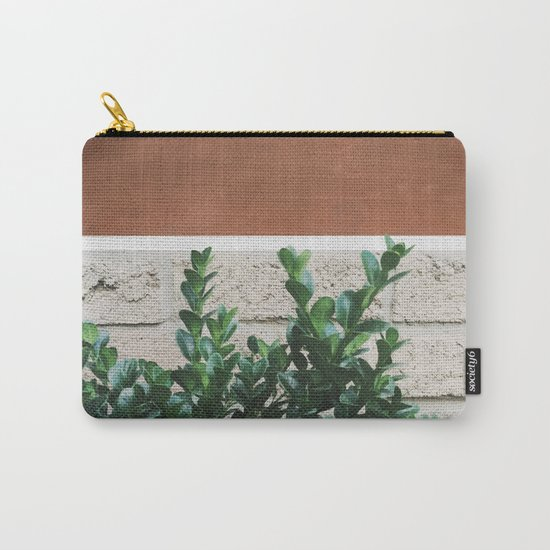 Plant + Copper #society6 #buyart #decor Carry-All Pouch