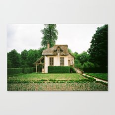 Another Cottage Canvas Print