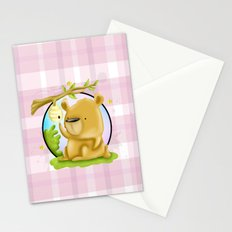 Honey Bear Stationery Cards