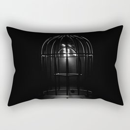 Emptiness Rectangular Pillow
