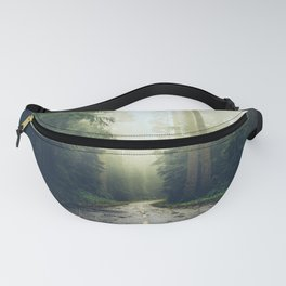 Redwood Forest Adventure - Nature Photography Fanny Pack