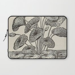 Water Lillies Laptop Sleeve
