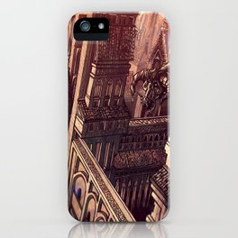 Gothic Cathedral iPhone Case