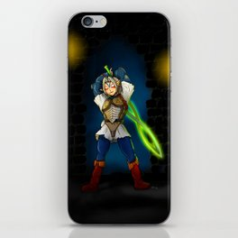 A Link to the Oni iPhone Skin