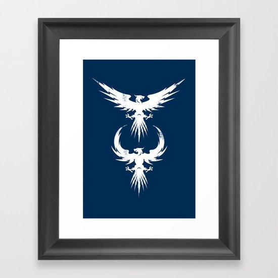 thunderbirds Framed Art Print